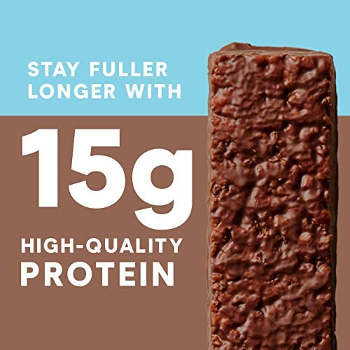 ZonePerfect Protein Bars, Chocolate Almond Raisin, 15g of Protein, Nutrition Bars with Vitamins & Minerals, Great Taste Guaranteed, 36 Bars